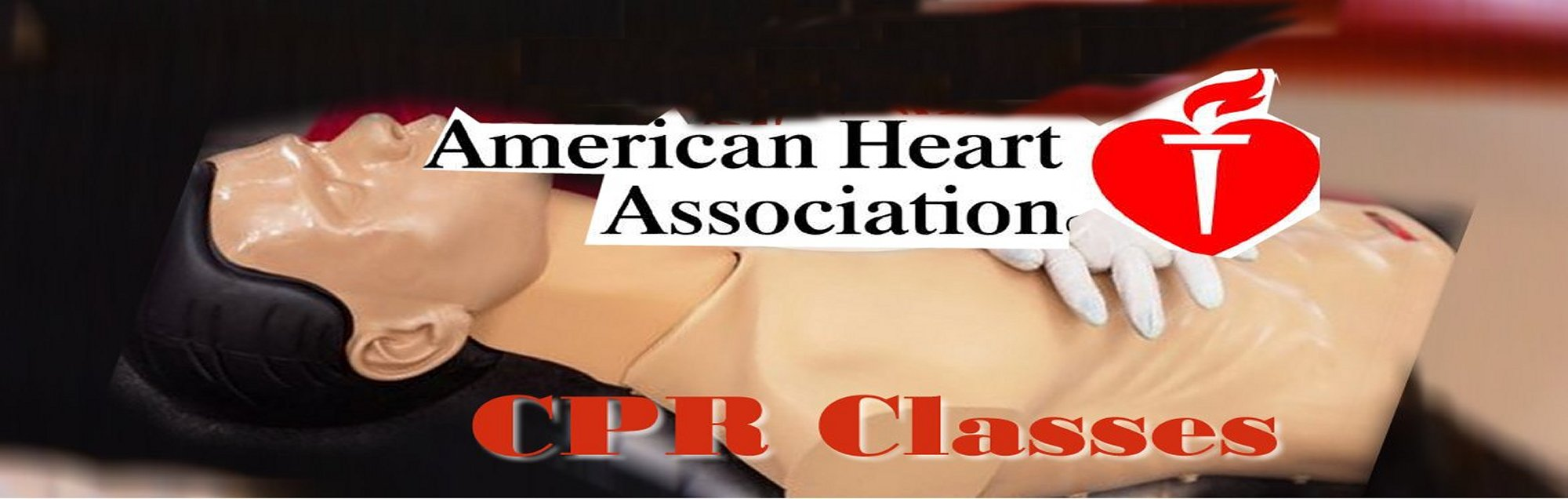CPR Classes Every Friday and Saturday